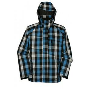 Ripzone Paralyzer jacket blue/black/white