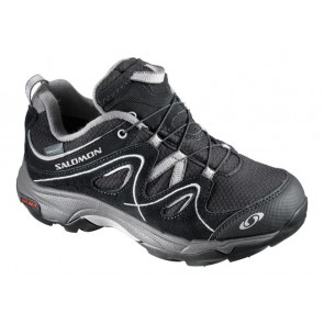 Salomon kids shoes Trax Kid Wp black