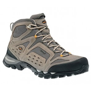 AKU Arriba MID GTX light grey shoes