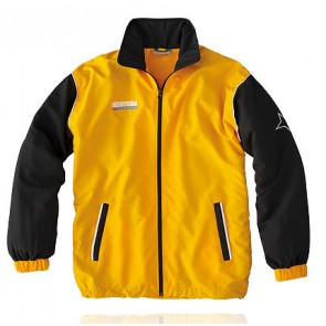 Derby Star sport jacket Primera Yellow/Black