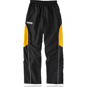 Derby Star Tracksuit pants Primera black yellow