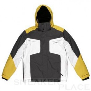 Oxbow Men winter jacket snowboard jacket Raido Tricolor