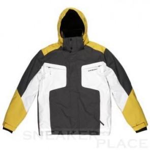 Oxbow Men winter jacket snowboard jacket Raido Tricolor