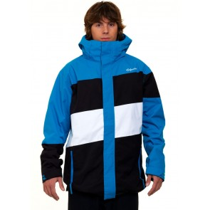 Oxbow Recep snowboard jacket electric blue