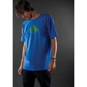 Emerica Triangle 7.0 T-Shirt Basic Royal blue