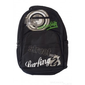Streetsurfing Backpack Ventura Black/Green