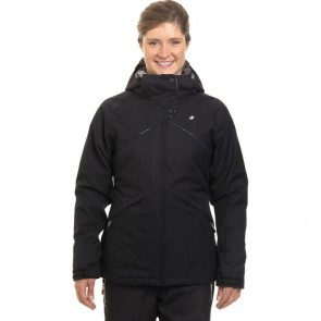 Oxbow women Jacket Rossura Colorblock Black