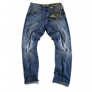 ADDICT Pant CAMO JEANS aged
