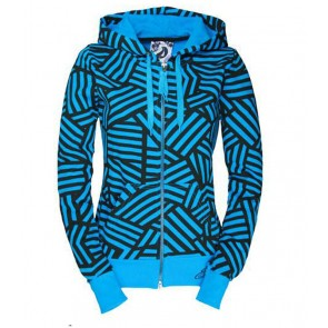 Jeml Zip Hooded Karla Horizon blue