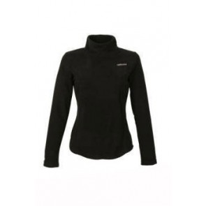 black fleece pullover Roxan from Oxbow