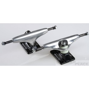 Bullet B127 Silver Black Trucks Set