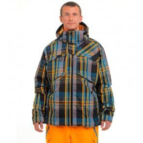 Oxbow Men winter jacket Rexley electric blue