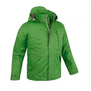 Salewa Cansla Kids Jacket green