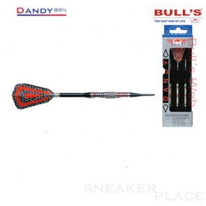 Embassy Softdart Dandy black/red/silver