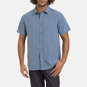 Oxbow short sleeve shirt Dazhou dusty Blue