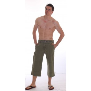 Oxbow Eleder trousers khaki