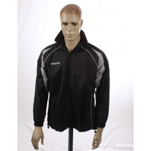 Derby Star Rain Jacket Black / Grey