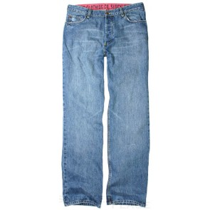 Record Dexter Jeans middle blue
