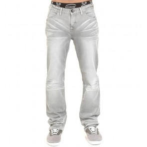 Oxbow Dexter Grey Denim Stretch Jeans