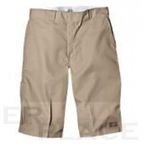 Dickies work short pants khaki