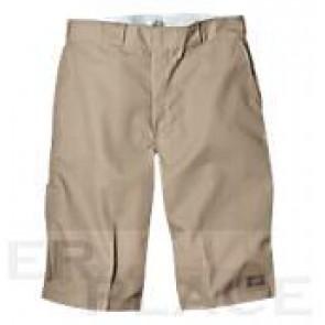 Dickies work short pants khaki