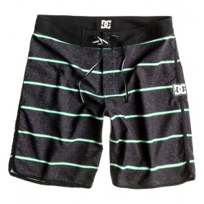 DC mens swimming trunks black