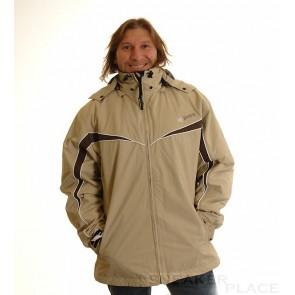 Zembla Snowboardjacket Marco Beige