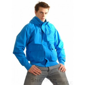 Dickies Keane Honeycomp jacket beaming blue