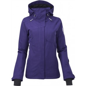 Salomon Intuition Jacket Woman purple