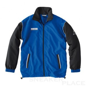 Derby Star sport jacket Primera Blue/Black