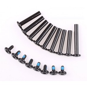 K2 axle set 6mm for inline skates