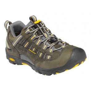 Keen Alamosa wp dark shadow/ochre kids shoe
