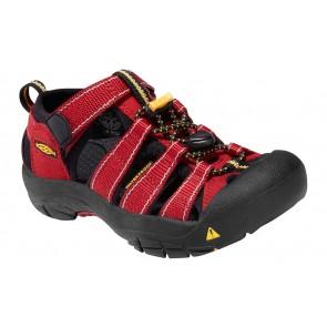 Keen Newport H2 Carnelian kids shoe