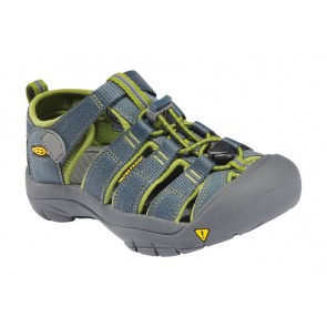 Keen Newport H2 Midnight navy/woodbine kids shoe