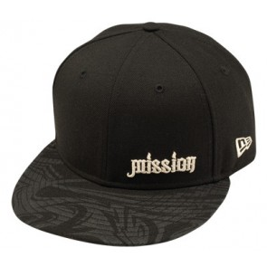 Mission black New Era Cap