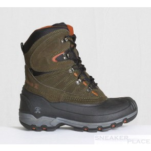 Kamik Nordic Pass Olive Winter Boots for men