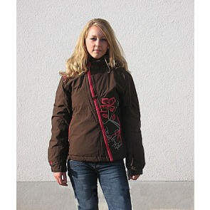 Oxbow Snowboard jacket Ruez Dark Brown