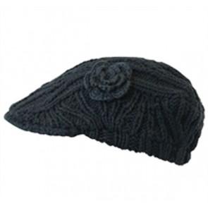Oxbow Black Ladies Winter Coat Esmerald cap shield