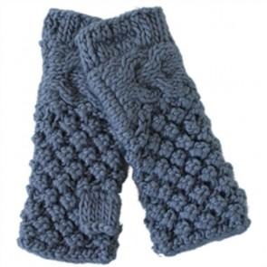 Oxbow knitted gloves model Esna