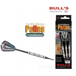 Embassy Softdart Pallas black/silver/yellow