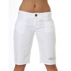 Oxbow Eden white shorts