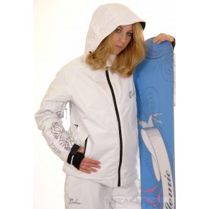 Oxbow Ladies Snowboard Jacket Goretex Rocca White