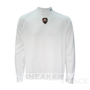 Bauer Dri Fit Sport Shirt White