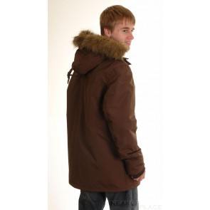 Ragwear Winter Jacket / Parka Brown