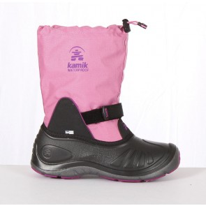 Kamik Shadow X pink children's boots