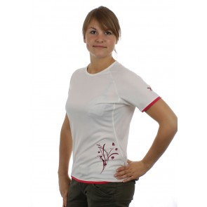 Salewa Sirene Dry Women Shirt white