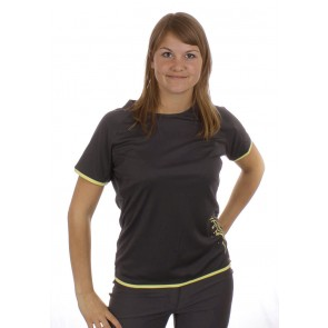 Salewa Sirene Dry Women Shirt black