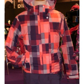 Ripzone Solo Basic Jacket red