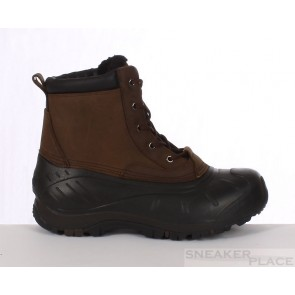Kamik Surrey Lo Dark Brown Mens Boots