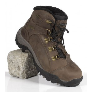 Hi-Tec Timberline Chukka Pro 200 Winter Boots brown